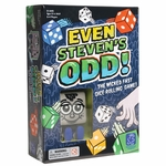 Dice Game for Seniors - Even Steven's Odd