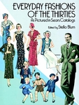 Fashions of the 1930's Book