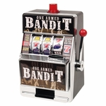 One Armed Bandit Slot Game & Bank