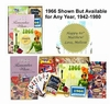 Year Born Time Capsule for Older Adults - Any Year