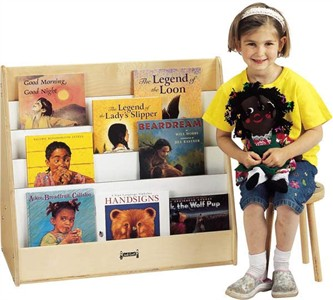 1 Sided Pick-a-Book Stand