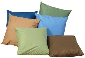 "12"" Mini Cozy Woodland Pillows - Set of 6"
