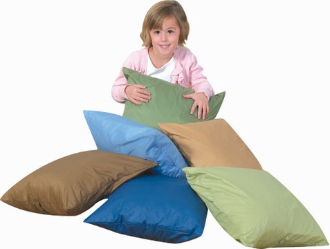 "17"" Cozy Woodland Pillows - Set of 6"