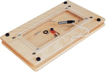 Jonti-Craft 2 Sided Magnetic Lab by