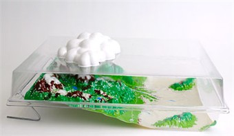 3-D Water Cycle Earth Science Model