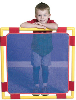 "31"" x 31"" See-Thru Mesh PlayPanel"