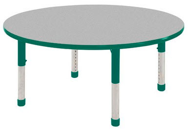 "ECR4Kids 48"" Round Activity Classroom Table"