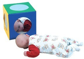 5 Sided See-Me Toddler Cube