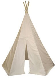 6' Great Plains Teepee