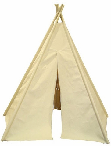 6' Hideaway Five Panel Children's Teepee