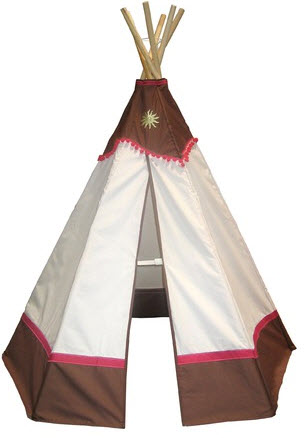 6' Western Children's Teepee - Out of Stock