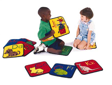 ABC Phonic Carpet Squares