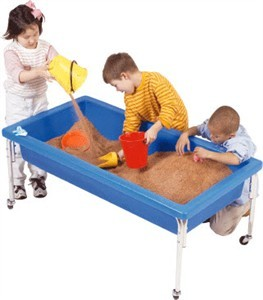 Activity Sand & Water Table and Lid Set