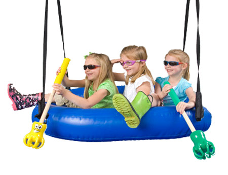 Air-Lite Raft Platform Swing