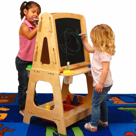 Anatex 2 Sided Standing Easel