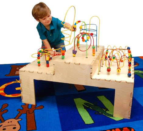 Step Up Rollercoaster Table - Free Shipping
