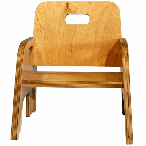 Anatex Wooden Stacking Chair