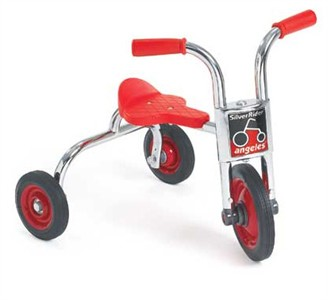 "8"" SilverRider Pusher Preschool Trike"