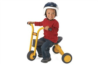 Angeles Mini MyRider Pusher Tricycle