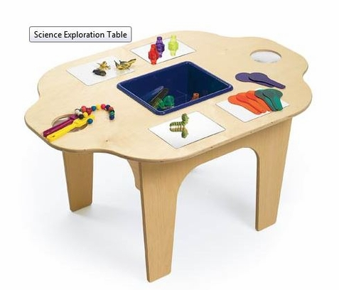 Angeles Science Exploration Table