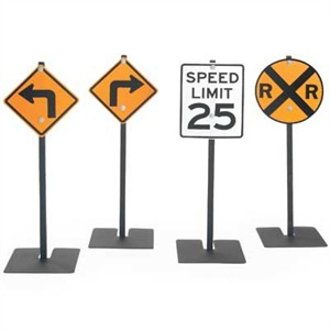 Traffic Signs - Set 2