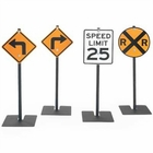 Children's Large Traffic Signs - Set 2