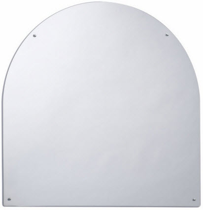 Whitney Brothers Safe Acrylic Arch Mirror