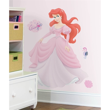 Ariel Giant Wall Decal