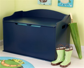 KidKraft Blueberry Austin Toy Box