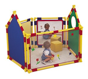 Baby Corral Playpanel