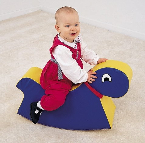Baby Rocky Soft Play Toddler Rocker