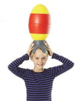 Balancing Egg Coordination Toy