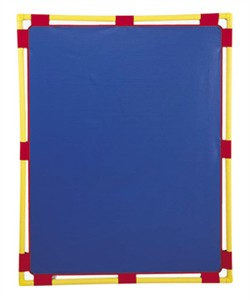 "Big Screen Play Panel 48"" x 60"" - Select from 4 Colors"
