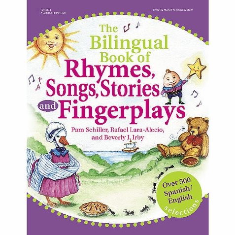 Bilingual Book Of Rhymes Songs