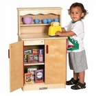 ECR4Kids Birch Play Cupboard