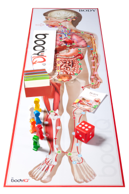 BODY IQ - Body Junior Classroom Set
