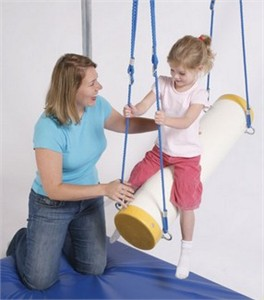Child's Bolster Swing