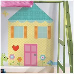 Build A House Peel & Stick MegaPack Decals