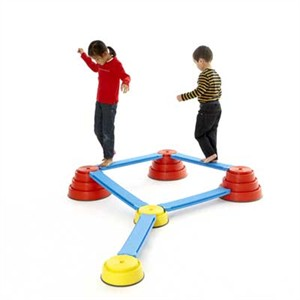 Build and Balance Obstacle Set