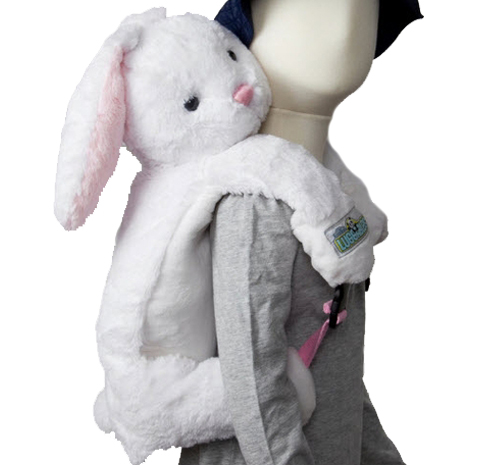 Bunny Luggable Backpack