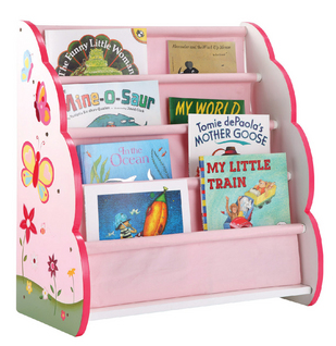 Butterfly Buddies Book Browser - Free Shipping