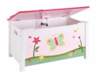Butterfly Buddies Toy Box - Free Shipping