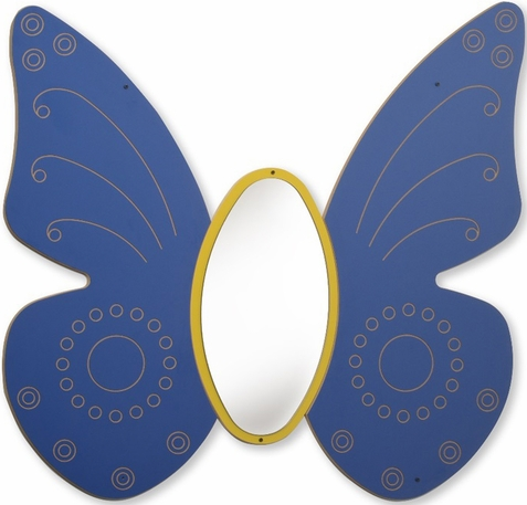 Whitney Brothers Butterfly Mirror - Out of Stock