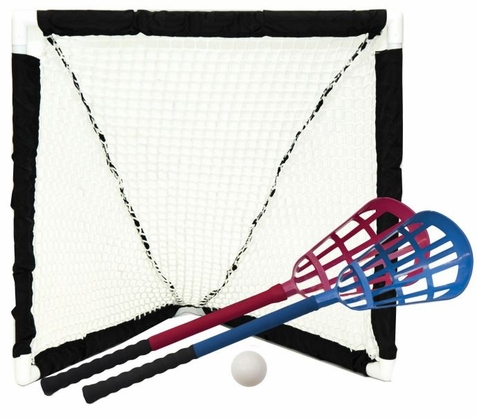 Champion Sports Mini Lacrosse Game Set - Free Shipping