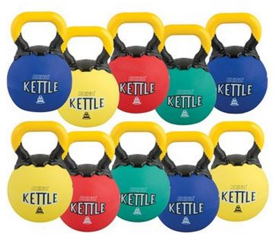 Champion Sports Rhino Kettle Bell