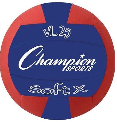 Champion Sports Rhino Skin Soft X Fabric Volleyball - Free Shipping
