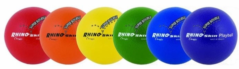 Champion Sports Rhino Skin Super Bounce Super Special Ball Set