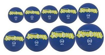 Champion Sports Rhino Slam Ball Set