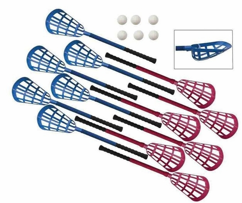 Champion Sports Ultra Grip Lacrosse Set - Free Shipping