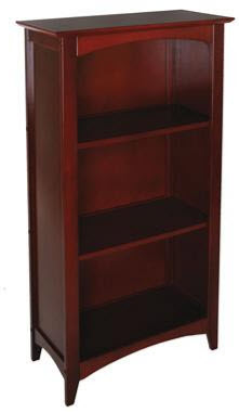 KidKraft Cherry Avalon Bookcase